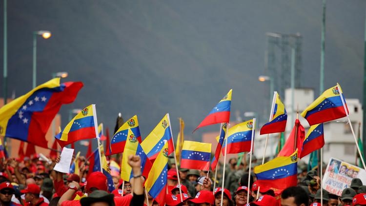 """""""El 'bloqueo económico' de EE.UU. contra Venezuela podría tener repercusión mundial"""""""