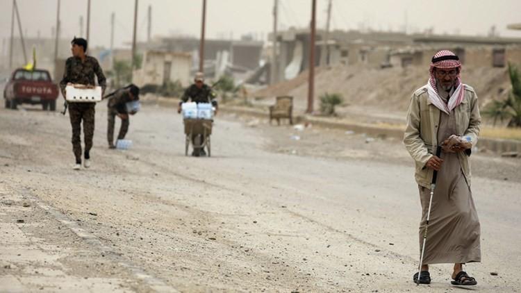 ONU: Unos 27 civiles mueren cada día en Raqa en combates entre el Estado Islámico y la coalición