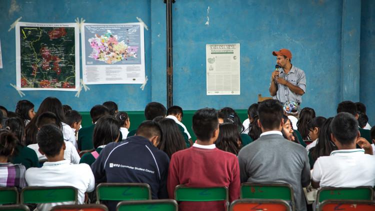 México: La Sierra Juárez de Oaxaca se prepara para defender su territorio