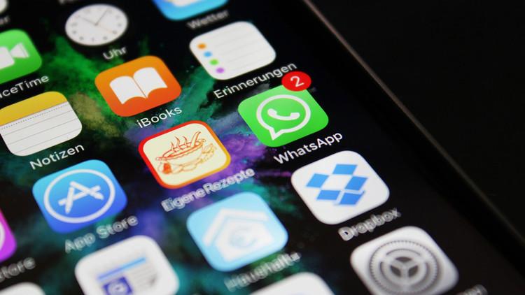 Misteriosa interrupción parcial del servicio de Whatsapp