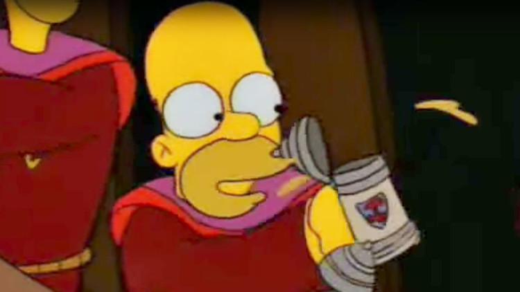 Despiden al compositor de 'Los Simpson' tras 27 años