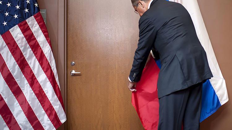 """""""EE.UU. anuncia el inicio de la fase caliente de la guerra diplomática con Rusia"""""""