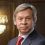 Alexéi Pushkov, miembro del Consejo de Federación del Parlamento de Rusia
