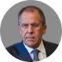 Serguéi Lavrov, el ministro ruso de Relaciones Exteriores