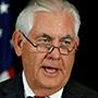 Rex Tillerson, secretario de Estado de EE.UU.