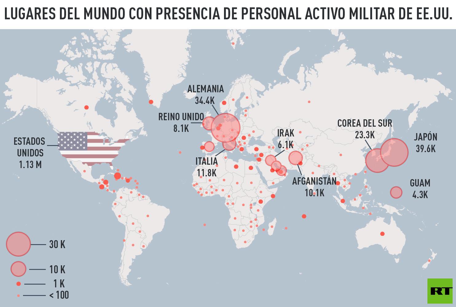 """Resultado de imagen de Cómo EE.UU. """"pierde dramáticamente"""" el control sobre sus aliados en todo el mundo"""