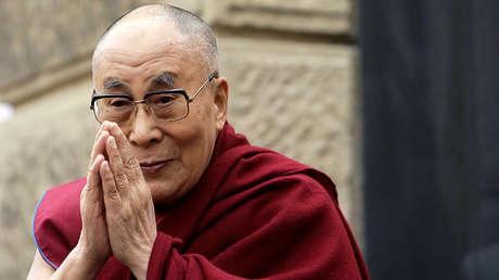 Tenzin Gyatso, el XIV dalái lama.
