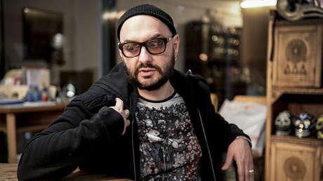 Director de teatro y cineasta ruso Kirill Serébrennikov