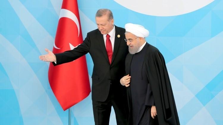 Irán y Turquía resistirán juntos las tendencias secesionistas en el mundo árabe