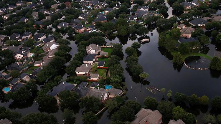 Harvey: ¿el desastre natural más costoso en la historia de EE.UU.?