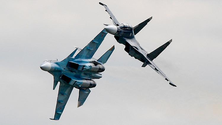 Rusia detecta 24 vuelos de reconocimiento cerca de sus fronteras en una sola semana