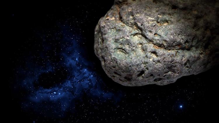 """""""Un evento único"""": El mayor asteroide jamás visto vuela hoy """"peligrosamente"""" cerca de la Tierra"""
