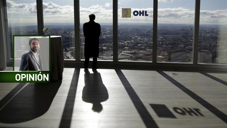 La corrupción que vino de España: el caso de la constructora OHL en México
