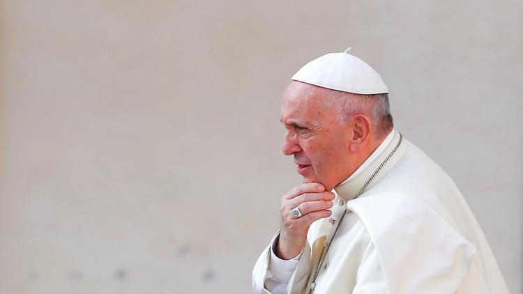 """El papa Francisco confiesa que buscó la ayuda de una psicoanalista para """"aclarar algunas cosas"""""""