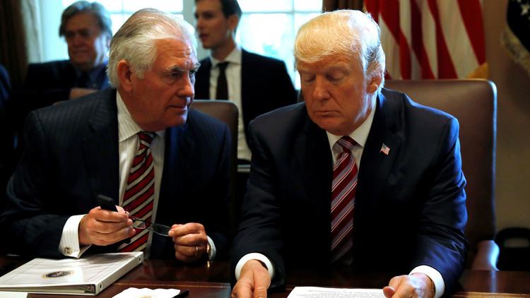 Cierre de instalaciones consulares rusas: ¿Trump intenta evitar un 'impeachment'?