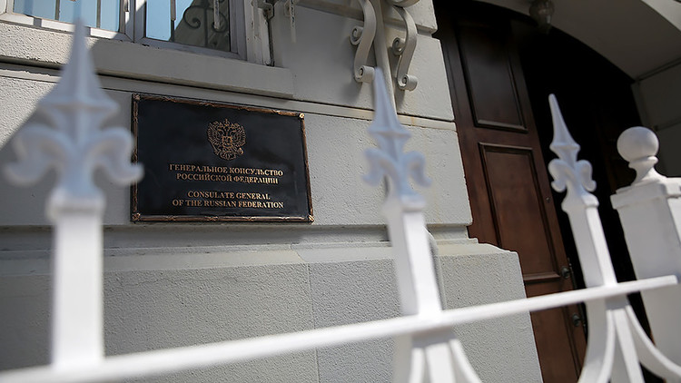Los servicios de seguridad de EE.UU. registrarán el consulado general ruso en San Francisco