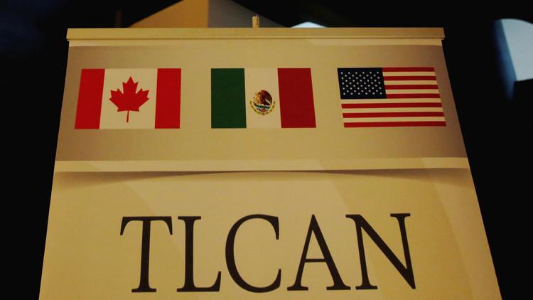 México: El TLCAN seguirá existiendo con Canadá aunque salga EE.UU.