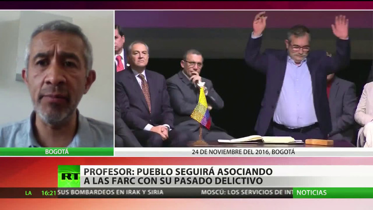 """""""Saber gestionar"""": el gran desafío para el nuevo partido FARC"""