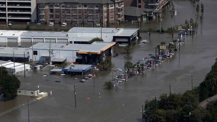 Trump solicita al Congreso 7.850 millones de dólares para la recuperación tras Harvey