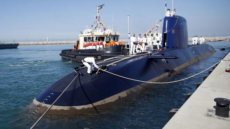 Así es cómo la 'pequeña' Armada de Israel podría iniciar una guerra nuclear