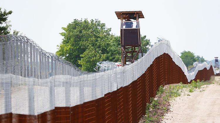 A lo Trump: Hungría reclama que la UE pague la mitad de su 'muro' antiinmigración