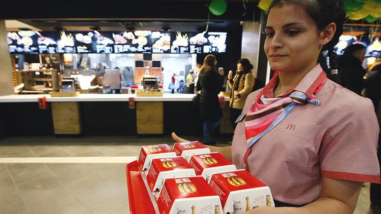 """""""Físicamente imposible"""": el reto viral Big Mac para los amantes de la comida rápida"""