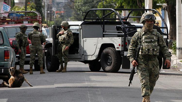 Desertores del Ejército Mexicano podrían pasar a las filas del crimen