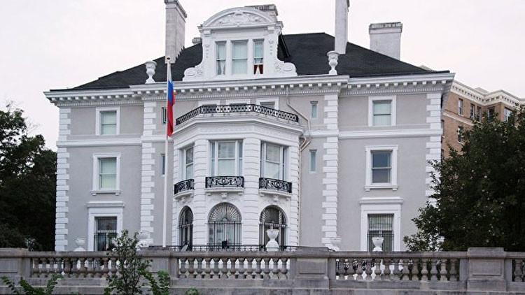 Las autoridades de EE.UU. registran la Misión Comercial rusa en Washington