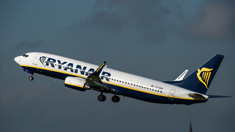 """Un avión de Ryanair, evacuado por una """"broma divertida"""""""