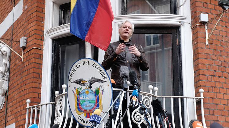 """""""Propiedades rusas en EE.UU. son inviolables"""": Assange acusa a Washington de incumplir acuerdos"""