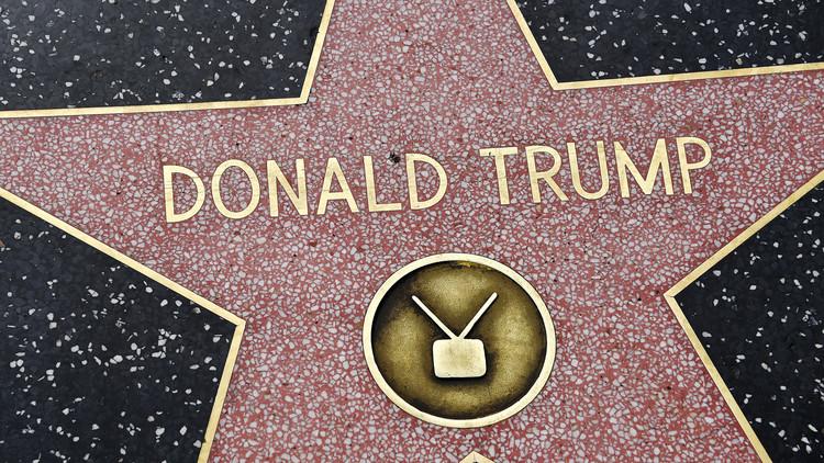 Matt Damon explica por qué Donald Trump ha salido en tantas películas de Hollywood (VIDEO)