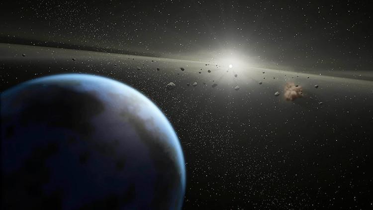 VIDEOS: El gigantesco asteroide Florence reveló sus dos lunas tras su paso por la Tierra