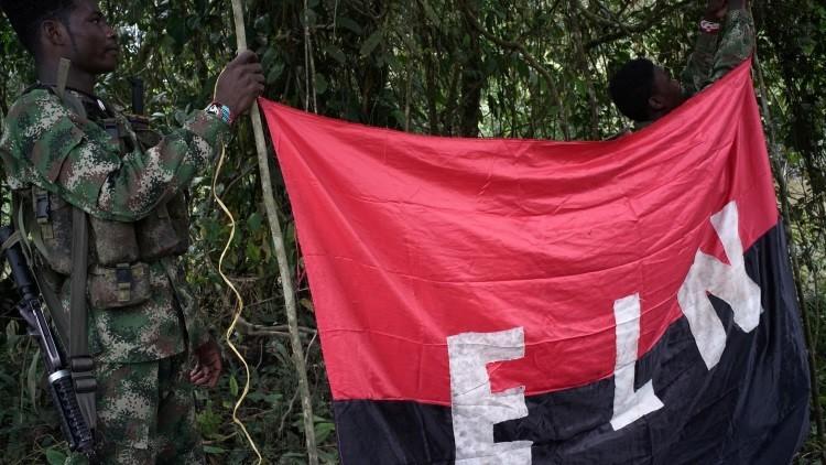 El ELN de Colombia asegura haber matado a un rehén ruso