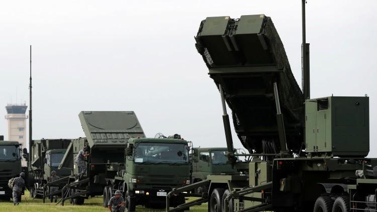 Japón planea derribar los misiles norcoreanos con rayos láser (FOTO)