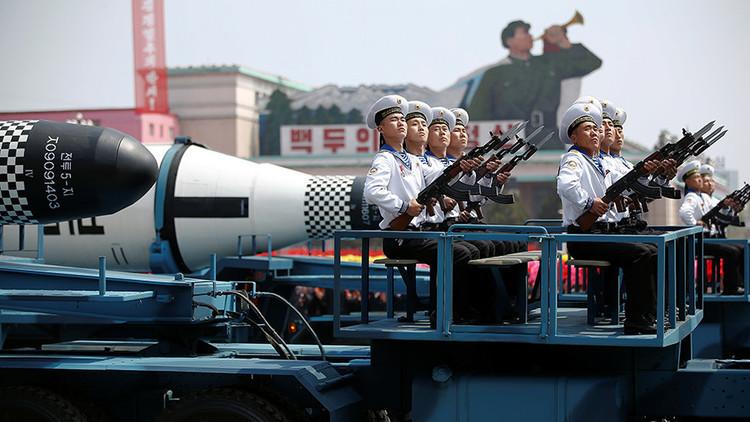 Corea del Norte lleva a cabo la sexta prueba nuclear