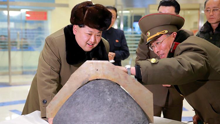 Corea del Sur cree que Pionyang tiene armas nucleares del tamaño de ojivas