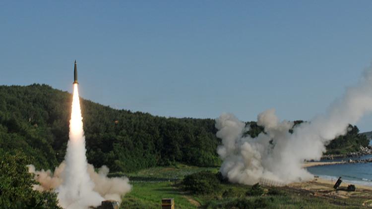 Seúl y Washington acuerdan eliminar las limitaciones al peso de ojivas para misiles en Corea del Sur