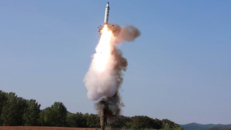 Seúl detecta que Corea del Norte se prepara para un lanzamiento inminente de misiles