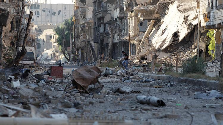 Siria: Mueren dos militares rusos tras un ataque del Estado Islámico