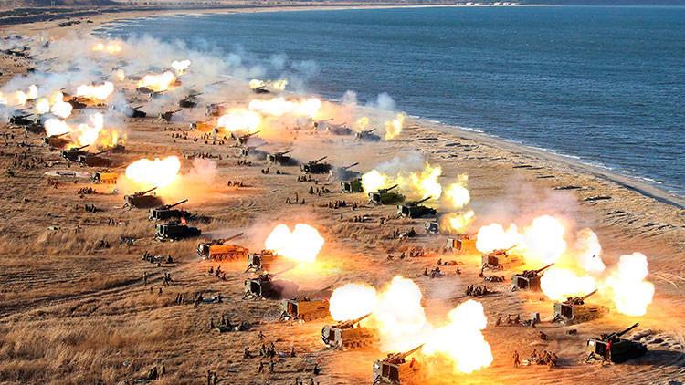 """Por qué son tan """"feas"""" las opciones militares de EE.UU. en relación a Corea del Norte"""