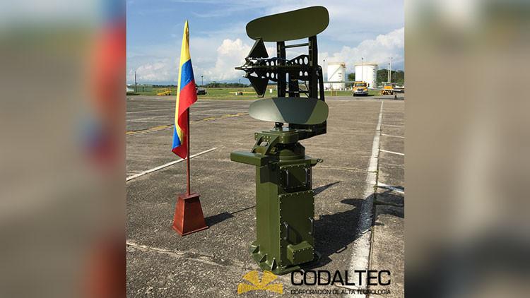 Colombia desarrolló radar anti-drones para cuidar al papa Francisco durante su visita