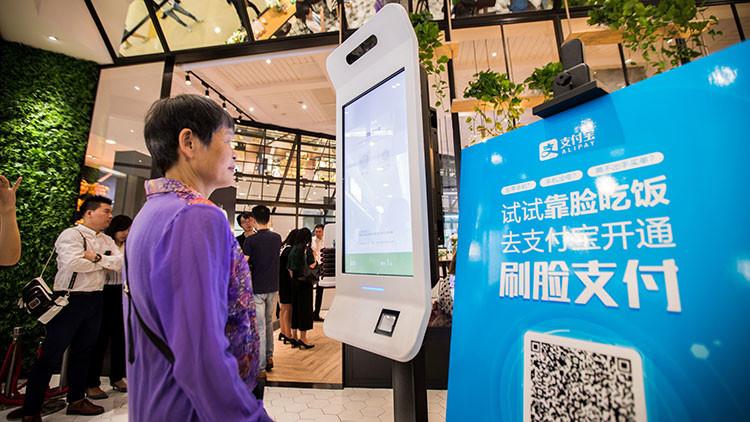 'Sonríe para pagar': Alibaba lanza un sistema de reconocimiento facial
