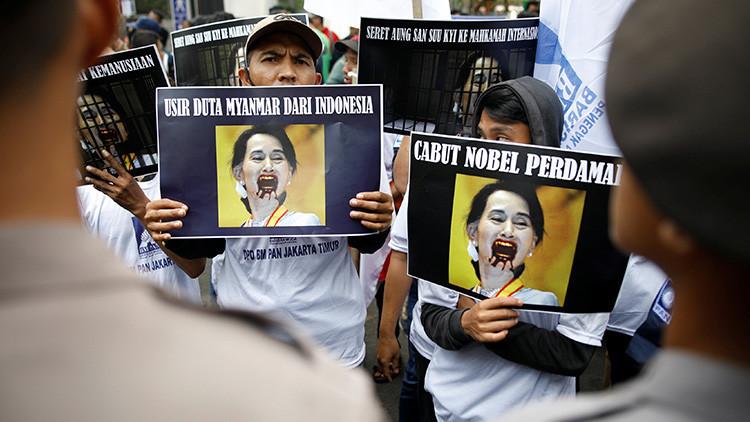 Una Nobel de la Paz critica duramente a otra por su silencio ante la masacre de los rohinyás