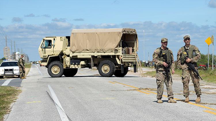 Florida moviliza a la Guardia Nacional por la amenaza del huracán Irma