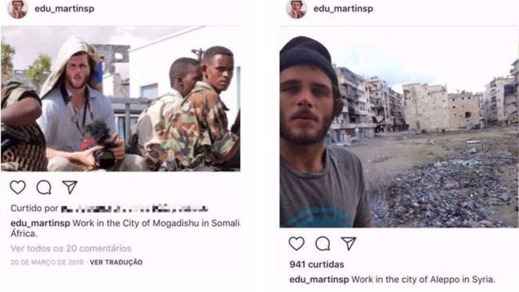 La historia del falso fotógrafo de guerra que vendía fotos de Irak que nunca hizo y quizá ni exista