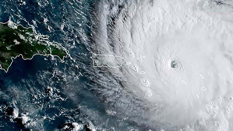"Ministra francesa de Ultramar: Irma ""ya ha causado grandes daños"" en el Caribe"