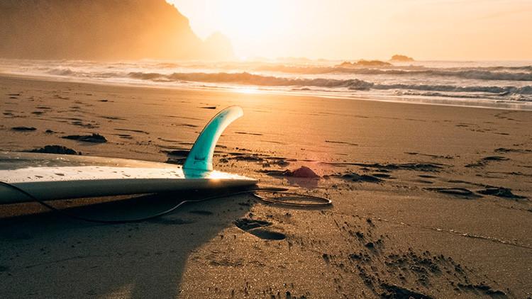 El huracán Irma acaba con la vida de una promesa del surf