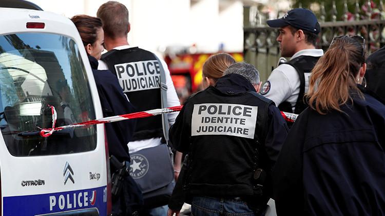 Francia: Detienen a dos sospechosos durante una operación antiterrorista cerca de París