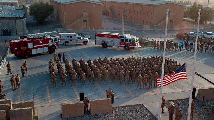 Un atentado provoca diversos heridos en una base aérea de EE.UU. en Afganistán