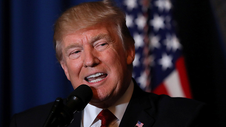"""Trump: La acción militar contra Corea del Norte no es """"la primera opción"""""""